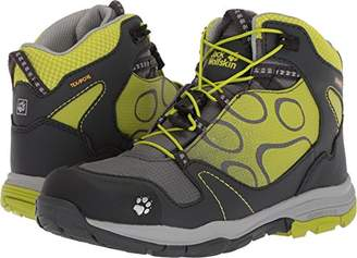 Jack Wolfskin Boys' Akka Texapore Mid B Hiking Boot