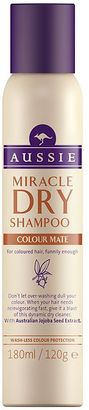 Aussie Miracle Dry Shampoo Colour Mate 180ml