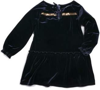 EGG Aria Velvet Dress
