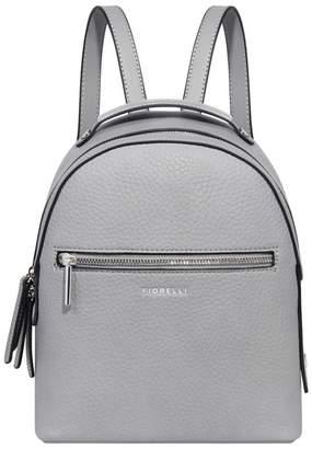Fiorelli Light Grey 'Anouk' Small Backpack