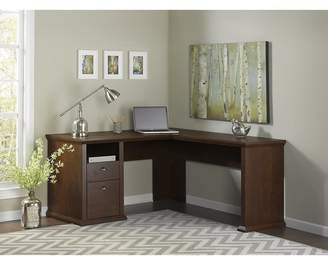 Three Posts Ferrell L-Shape Corner Desk