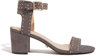 Oasis Studded Block Heel