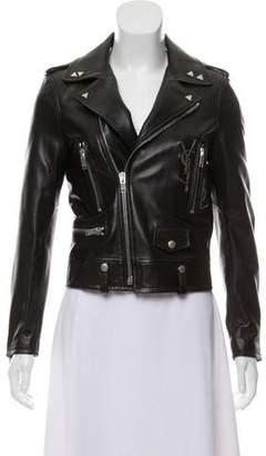 Saint Laurent 2017 Leather Jacket