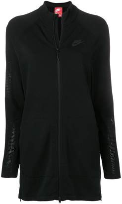 Nike mid-length track top