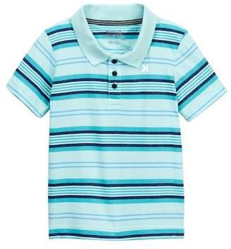 Hurley Dri-Fit Striped Polo Shirt (Toddler Boys)