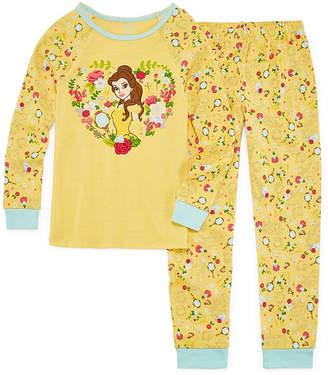 Disney 2-pc. Beauty and the Beast Pajama Set Girls