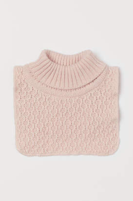 H&M Knitted polo-ne