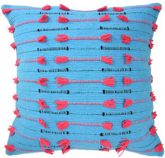 Blissliving Home Mexico City Vivido Decorative Cotton Throw Pillow