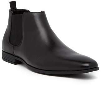 Public Opinion Logan Leather Ankle Boot