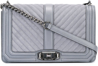 Rebecca Minkoff quilted crossbody bag $413.39 thestylecure.com