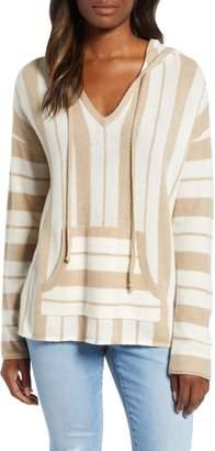 Tommy Bahama Serena Stripe Baja Pullover Top
