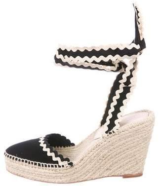 Loeffler Randall Espadrille Wedge Sandals