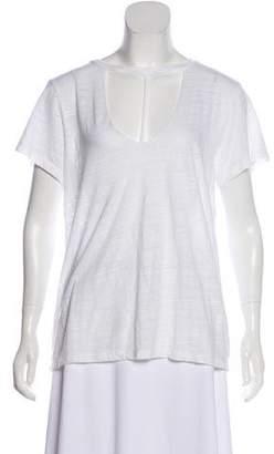 LnA Short Sleeve Top