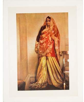 Indian Woman, from Costumes of Royal India - The Royal Institute
