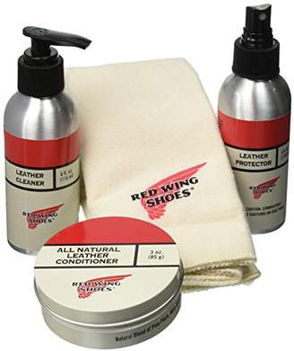 Red Wing Shoes Oil-Tanned Leather Care Kit
