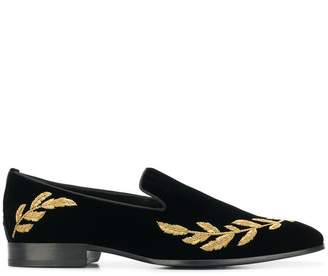 Jimmy Choo Saul slippers