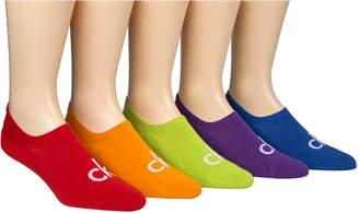 Calvin Klein Men's 5-Pk. Pride Liner Socks