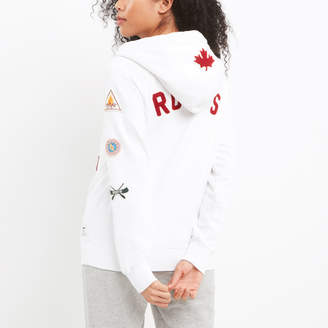 Roots Camp Patches Full Zip Hoody
