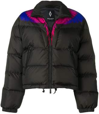 Marcelo Burlon County of Milan puffer jacket