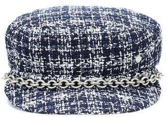Maison Michel New Abby tweed hat