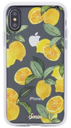 Sonix Lemon Zest iPhone X Case