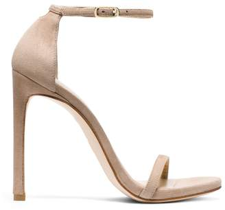 The Nudist Sandal $398 thestylecure.com