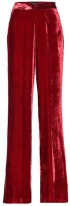 Etro Wide-leg velvet pants