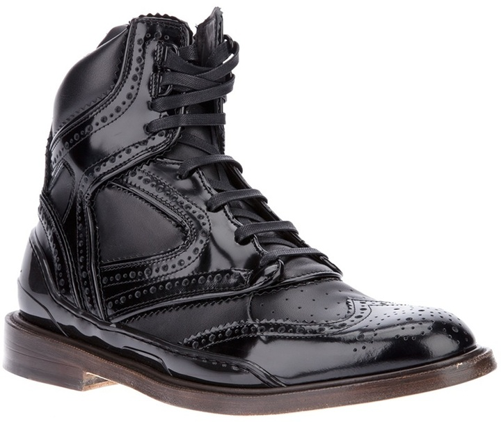 Givenchy hybrid ankle boot