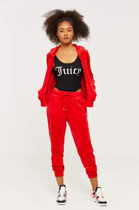 Juicy Couture Ardene Velour Tracksuit Joggers