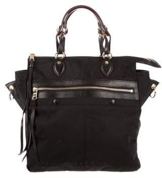 MZ Wallace Nylon Satchel Bag