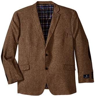 U.S. Polo Assn. Men's Big and Tall Wool Blend Sport Coat