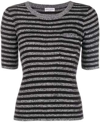 Sonia Rykiel striped jersey T-shirt