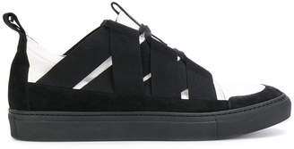 Damir Doma strap detail sneakers