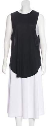 Haute Hippie Sleeveless Crew Neck Top w/ Tags