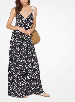 Michael Kors Floral Maxi Dress