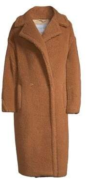 Max Mara Teddy Camel Hair Coat