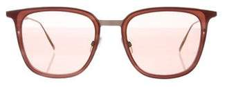 Tomas Maier Cat-Eye Tinted Sunglasses