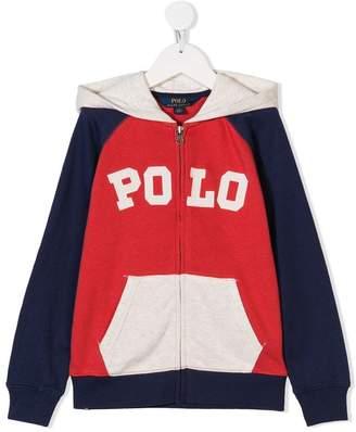 Ralph Lauren zip-up hoodie