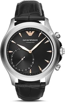 Emporio Armani Armani Hybrid Smartwatch, 43mm