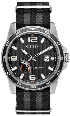 Citizen Men's Eco-Drive Casual Watch, 42mm