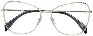 Moschino square glasses