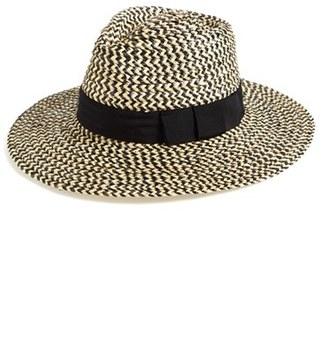 Women's Brixton 'Joanna' Straw Hat - Beige $44 thestylecure.com