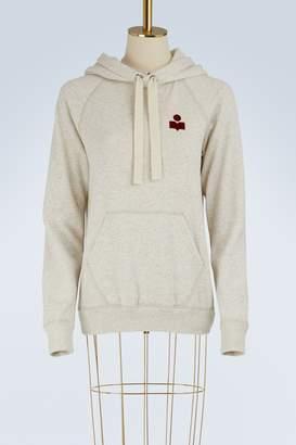 Etoile Isabel Marant Cotton Malibu hoodie