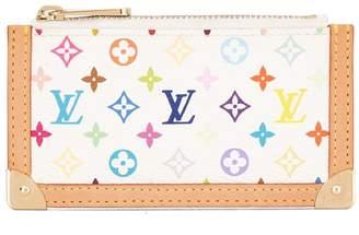 Louis Vuitton Pre-Owned monogram coin case