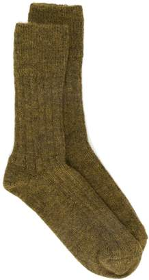 Isabel Marant knitted mid-calf length socks