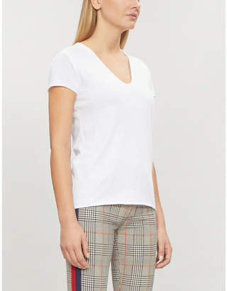 Zadig & Voltaire Story cotton-jersey T-shirt