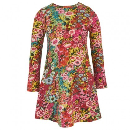 Oilily Floral Tee Dress