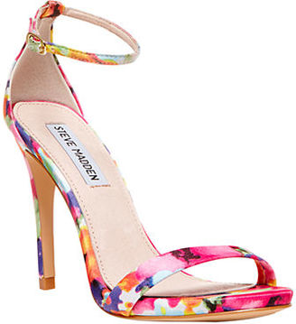 Steve Madden Stecy Strappy Sandals $79 thestylecure.com