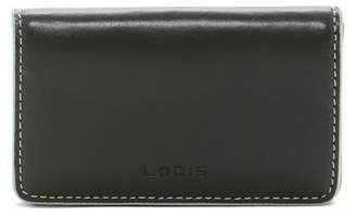 Lodis Audry RFID Mini Leather Card Case