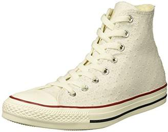 Converse Chuck Taylor Perforated Stars High Top Sneaker